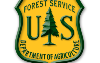 US Department of Agriculture Forest Service Logo